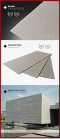 Fiber Cement Partition Board