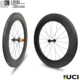 Carbon wheelset chinese bicycle clincher oem carbon wheel bicycle wheels 700c 88mm carbon aero wheel
