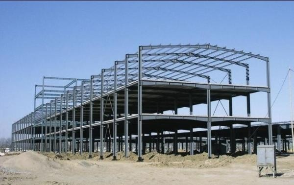 Steel Structure Factory Shed With Design Buy Steel Shedsteel