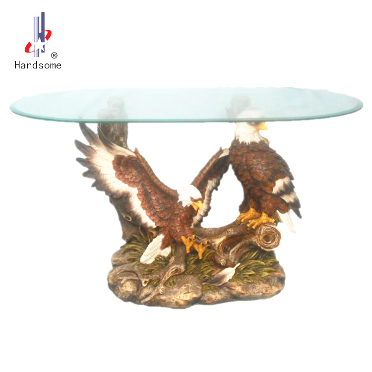 Antique Garden Animal Coffee Table For Sale