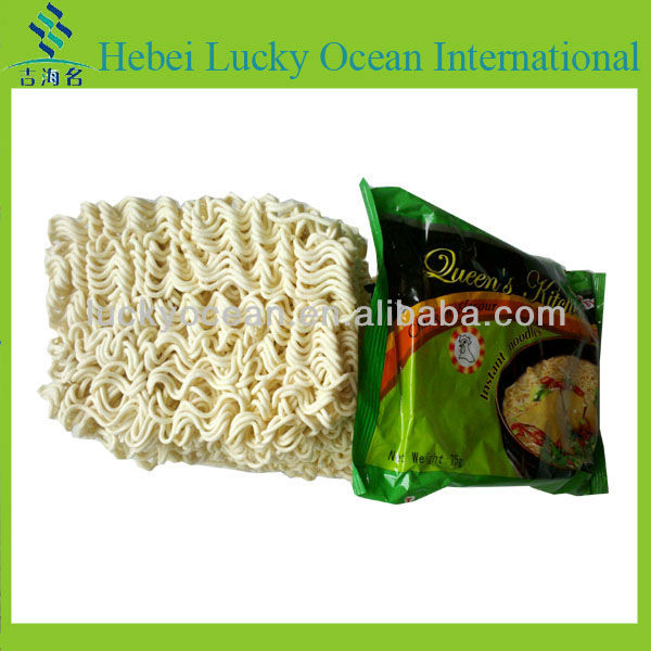instant noodles with pectin for weight