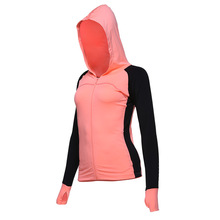 Sexy Hot Jogger Sublimated Workout Gym Printed Sportswear Ladies Coat Hooded Zumba Tops Women Clothes