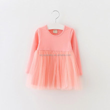 YY BD0771 baby pink spanish dresses for girls