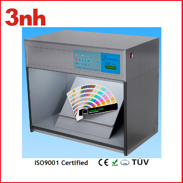 Tilo New Arrival Multiple lamp color tester light box textile light box