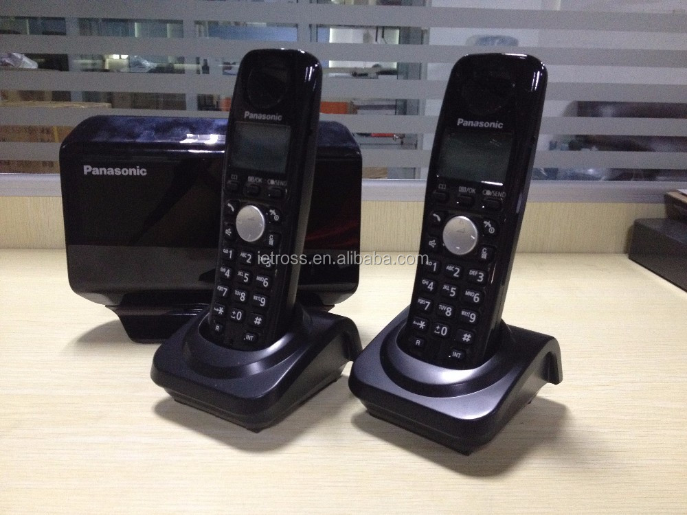 2 Handsets Kx-tw502 Long Range Cordless Phone With Sim Card Slot - Buy 2  Handsets Long Range Cordless Phone,Dect Wireless Telephone,Gsm Dect Product