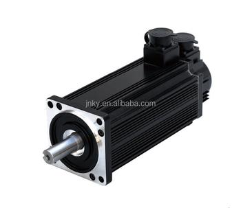 High precision dc servo motor 24volt 400watt for fire for 24 volt servo motor