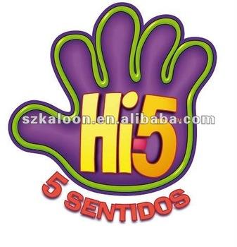 Hi5 Hand Panel El T Shirt Buy Custom T Shirt Plain White T Shirts Lady T Shirt Product On