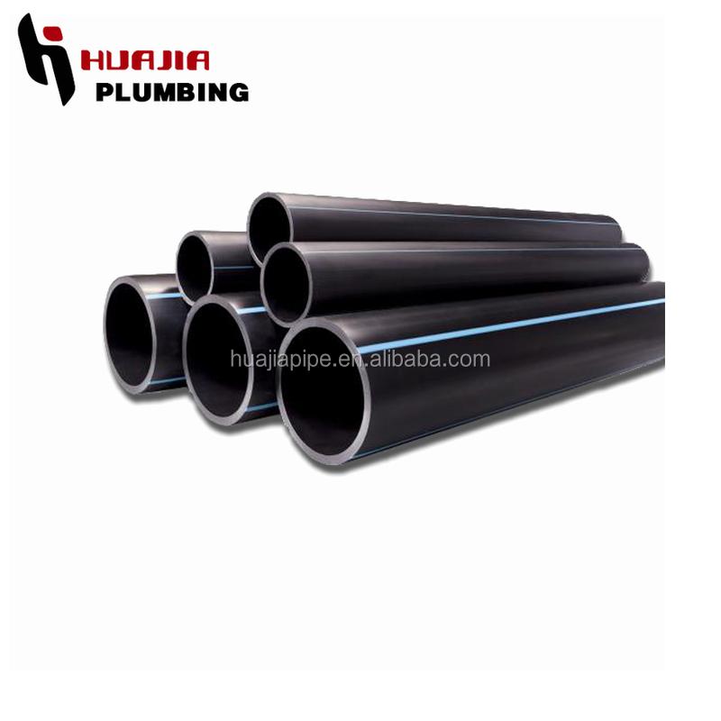 JH0563 hdpe pipe 1000mm 8 inch hdpe pipe pe100 200mm hdpe water pipe sdr17 pn10
