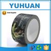 100% cotton cloth and syntheic rubber adhesive Camo cloth tape From Kunshan Factory