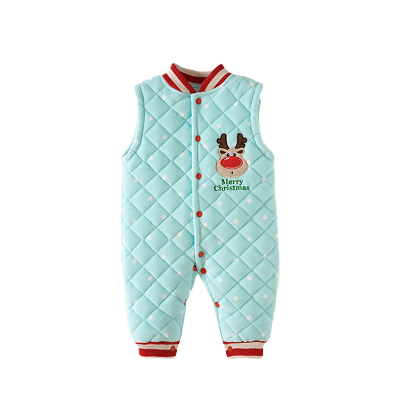 Best selling baby clothes high quality winter romper baby