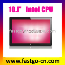 "2014 newest 10.1"" windows tablet factory directly OEM/ODM welcomed"