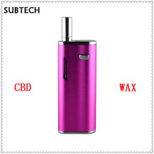 China suppilier Battery Power 650mah e cigarette topoo vaporizer with good quality