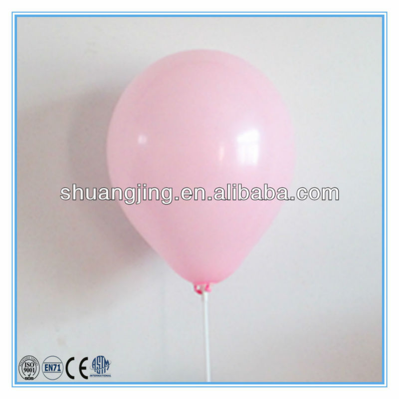 promation 10 inch latex balloon