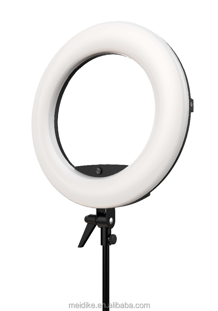 DISON selfie ring light led for Camera Photo/Video with 5500K Dimmable Ring Video Light