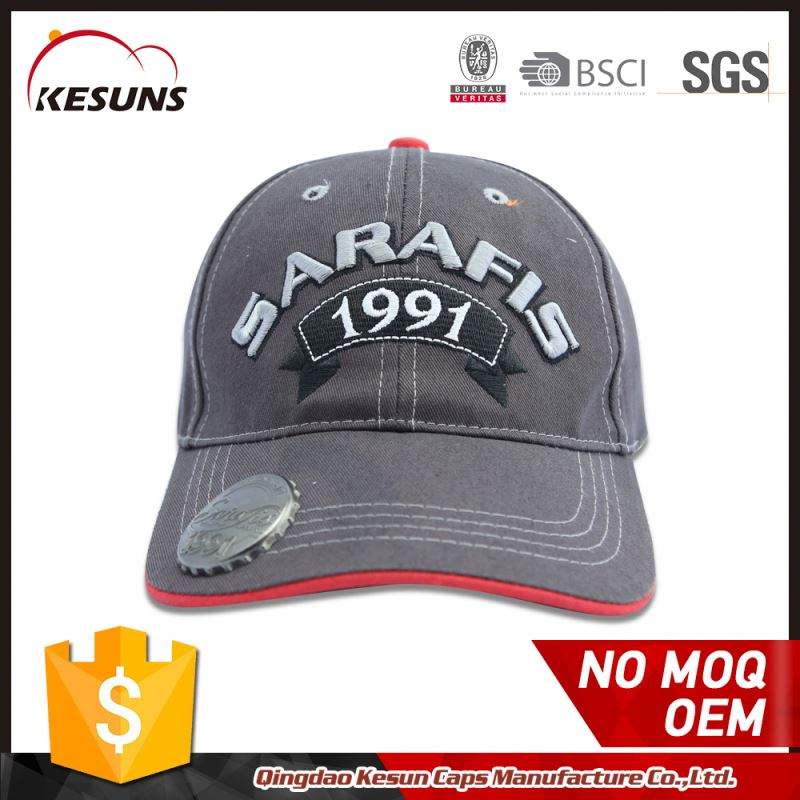 Promotional Embroidered Flexfit Golf Hats For Sale Blank Sports Cap