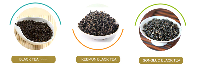 Intense Flavor Organic Keemun Black Tea Tins - 4uTea | 4uTea.com