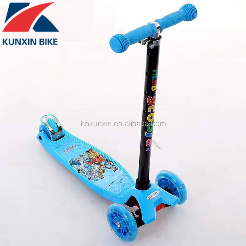 HDL-736 3 wheel child kick scooter direct salesce children bicycle