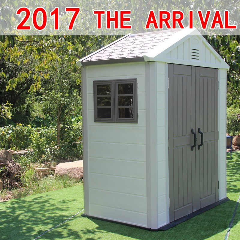 Kinplay brand sale house tool usage storage sheds uk usa collapsible plastic garden