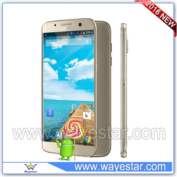 Alibaba China Hot 5 inch display mobile phone install free play store app, free cover