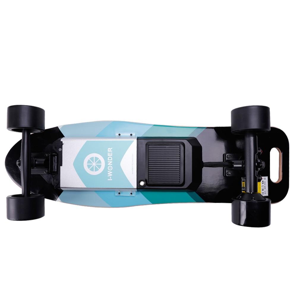 SK-E1 I-Wonder electric skateboard boosted board single hub motor in-wheel motor electric longboard pennyboard