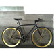 700C Chrome flip-flop hub anodized fixie gear bicycle