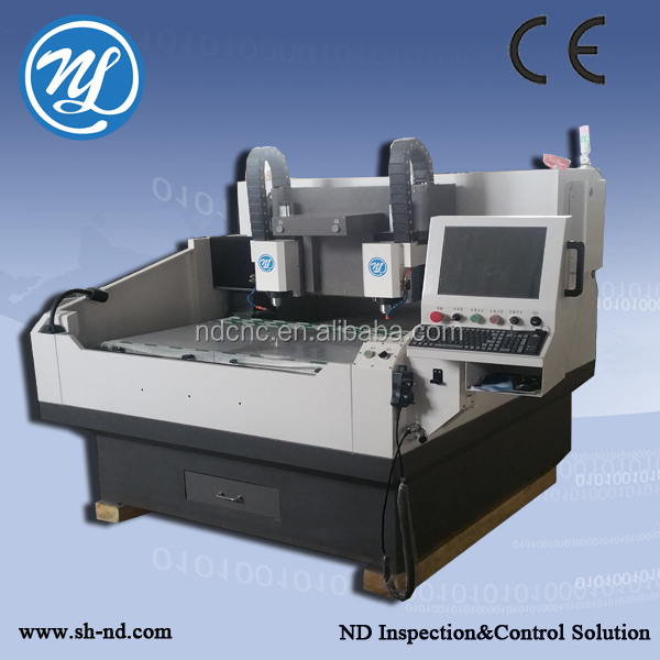CNC router engraving machine Metal cnc processing center FS1200-2