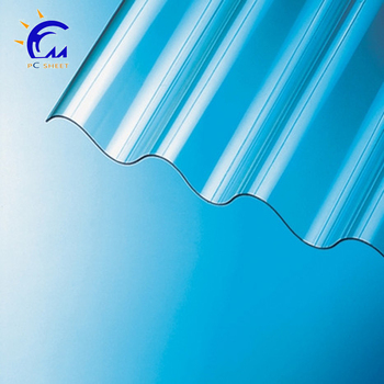 Frp Clear Corrugated Fiberglass Roof Panels Transparent ...