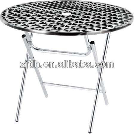 Stainless Steel Folding Table, Stainless Steel Folding Table Suppliers And  Manufacturers At Alibaba.com