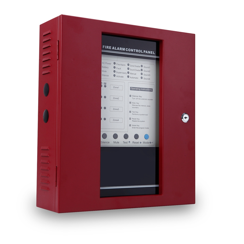 intelligent fire alarm 2 wire systems control panel 792 addresses