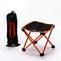 Outdoor Ultra Light Folding Fishing Chair Seat for Outdoor Camping Leisure Picnic Beach BBQ Chair Fishing