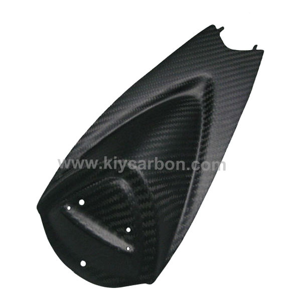 Carbon fiber saddle cover motorcycle part for Aprilia RSV4
