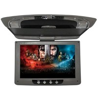 9 inch car roof mount dvd monitor and USB SD wholesale blank dvd