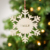 Hot sale waterproof Christmas glass window decoration stickers