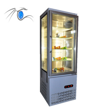 Stainless steel Vertical Ice Cream Freezer