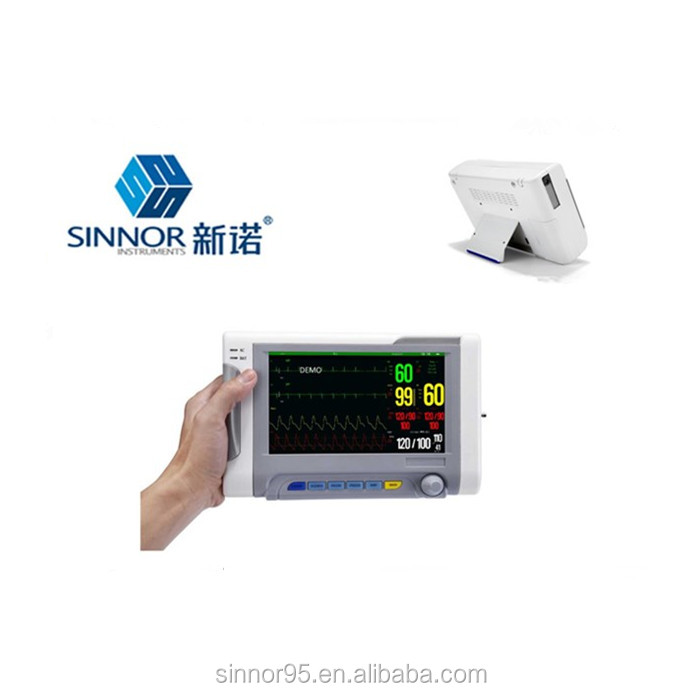 Medical devices best selling product of vital signs patient monitor/neonatal patient monitor