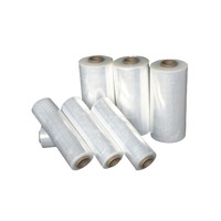 transparent moisture proof lldpe stretch film