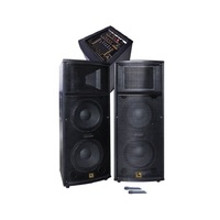 2018 Hifi Bass! Dual 10 inch Speaker Pair Amplified Sound Box with USB & Mixer PD-2115M
