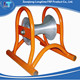 Newest best sell guide cable pulley, metal wire rope cable pulley wheel, tackle pulley