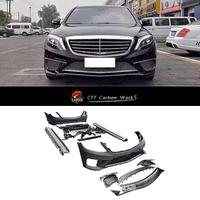 High Quality Best Selling S63 S65 2014 W222 AMG Body kits