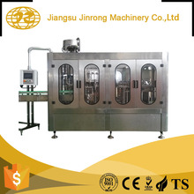 New Different sizes Durable carbonated drink beverage can filling machine production line