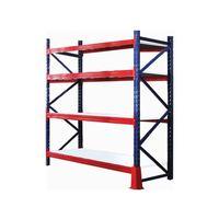 Low price professional metal layer storage racks stand heavy duty warehouse shelf