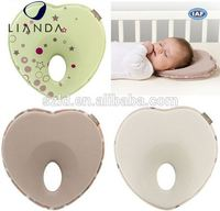 Cool comfort newest fashion modern baby bear pillow, baby u-shape pillow, eco-friendly relaxing soft baby pillow size