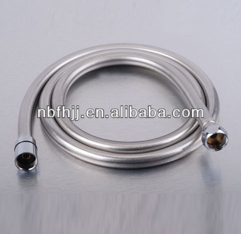 ACS/CE/ISO9001 approved plastic shower hose for toilet
