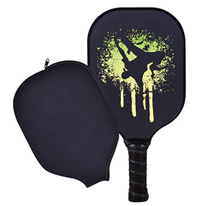 Outdoor Sport Carbon Fiber Graphite Set Pickleball Paddle Cover