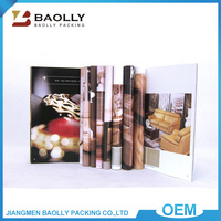 China wholesale customized cheap booklet print pamphlet/brochure/magazine/catalogue full color booklet printing