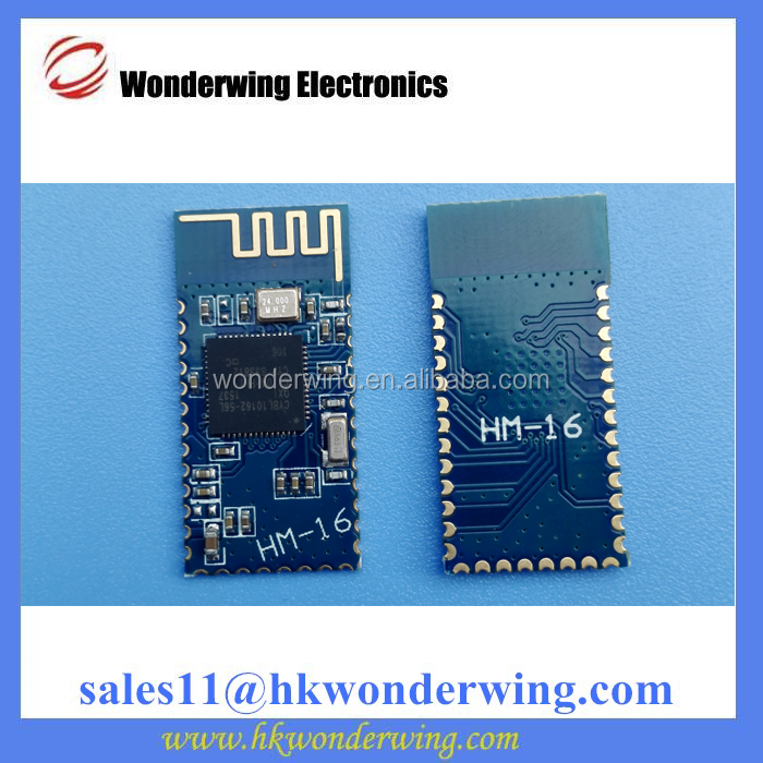 Replacement Parts & Accessories Bluetooth Module 4.1 Ble 4.0 Serial Master Slave Ibeacon Hm-16