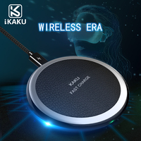 KAKU OEM 10 W Extra cellphone charge charging mobile wireless iq wireless portable charger cell phone