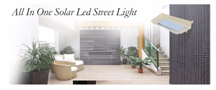 3w high quality solar waterproof wall light outdoor modern wall lamp