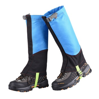 Outdoor Hiking Trekking Waterproof Snow Snake Proof Legging Gaiters for Camping Climbing