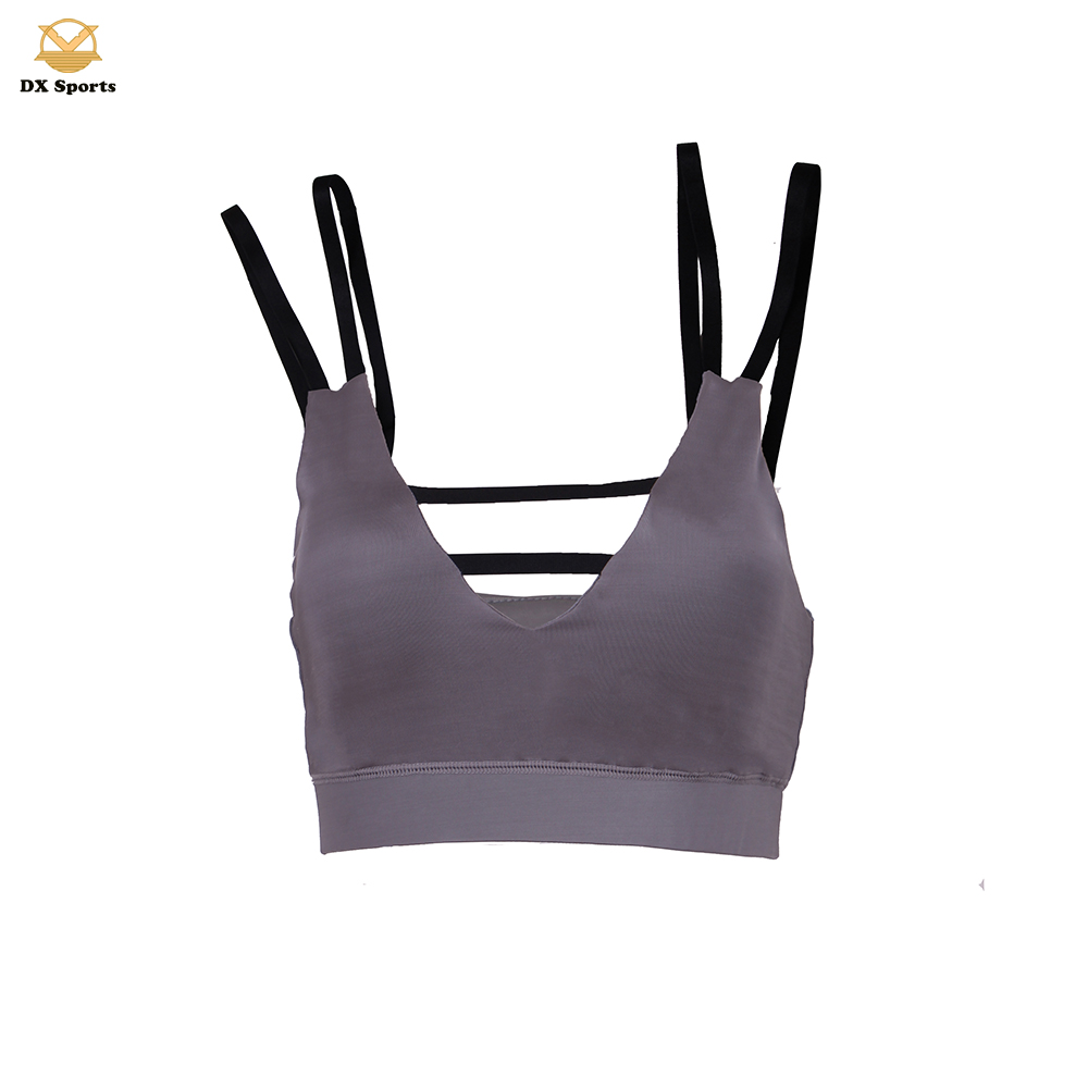 2018 high quality hot sex women sports jogging yoga bra, yoga bra with high quality in sale